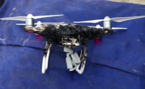 brunninn-dróni